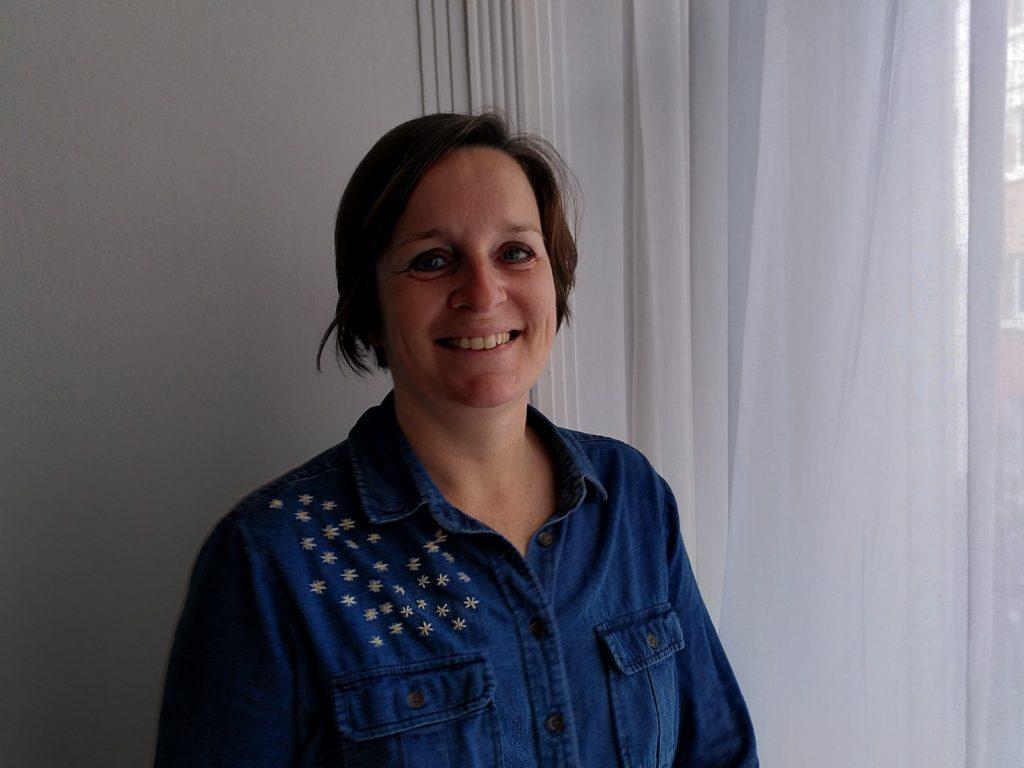 Anne Crouzier, coordinatrice GT Vie Associative, Les Amis de la French Coop